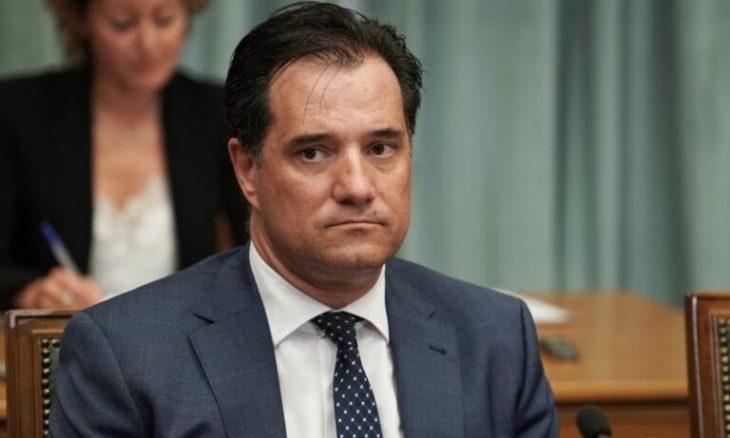 Άδωνις Γεωργιάδης: Η περίοδος των ανατιμήσεων θα έχει παροδικά χαρακτηριστικά