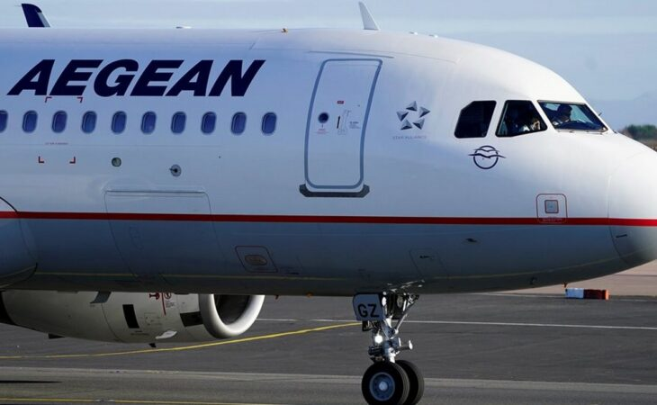 Aegean Airlines: Κατέβασε από το αεροπλάνο της δύο γυναίκες γιατί αρνήθηκαν να φορέσουν μάσκα