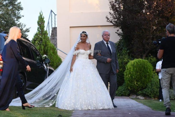 Ελένη Χατζίδου: Παντρεύτηκε τον Ετεοκλή Παύλου και βάφτισαν την κόρη τους