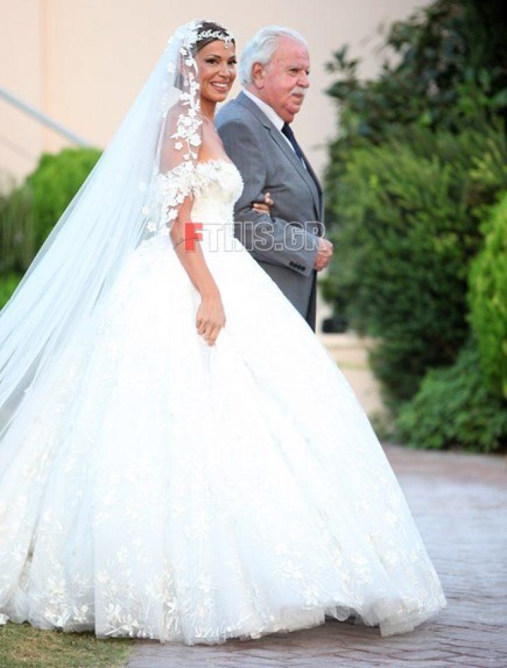 Χατζίδου: Παντρεύτηκε τον Ετεοκλή Παύλου και βάφτισαν την κόρη τους