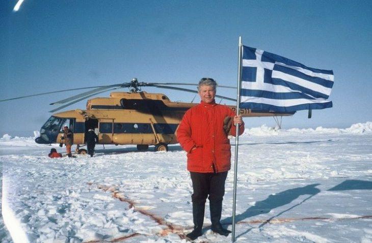 Ο πιο πολυταξιδεμένος άνθρωπος του πλανήτη είναι ένας Έλληνας από την Ήπειρο, σύμφωνα με το βιβλίο Γκίνες