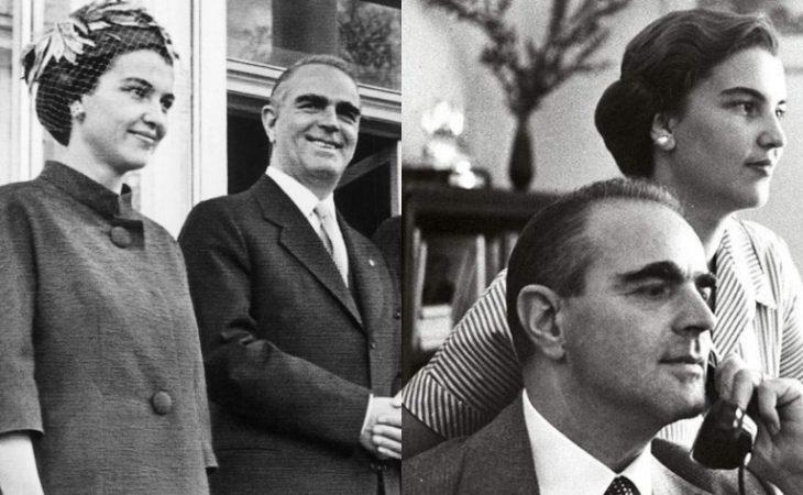 Κωνσταντίνος Καραμανλής: «Σκάσε Αμαλία», είπε όταν τον πρόδωσε το μικρόφωνο