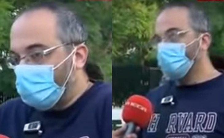 Υγειονομικός: «Παραμύθι το τείχος της ανοσίας αγέλης»