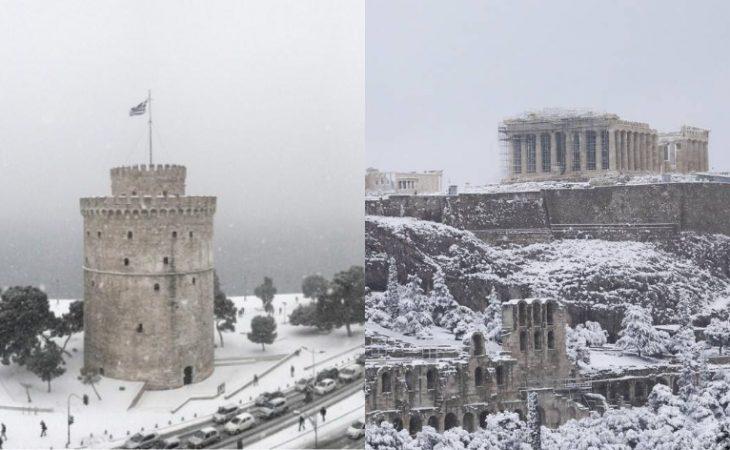 Μερομήνια 2022: Πρόβλεψη για πολλά χιόνια σε αυτές τις περιοχές