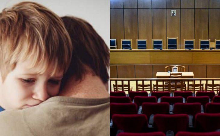 Πρωτοφανής απόφαση: Πατέρας πήρε την επιμέλεια του 9χρονου γιου του και η μάνα θα πληρώνει διατροφή