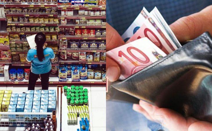 Αυξήσεις προϊόντων: Βαθιά το χέρι στην τσέπη για καφέ, ρεύμα και ψωμί