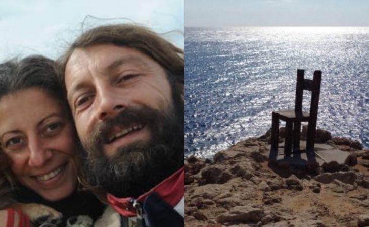 Ερωτευμένο ζευγάρι: Παράτησαν τη ζωή στην πόλη και μένουν στη Γαύδο χωρίς ρεύμα