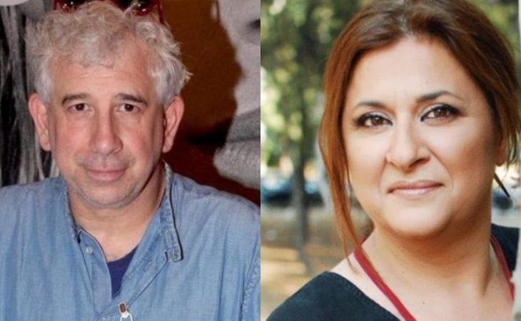 Ελισάβετ Κωνσταντινίδου: «Ο Πέτρος Φιλιππίδης είναι σπουδαίος ηθοποιός»