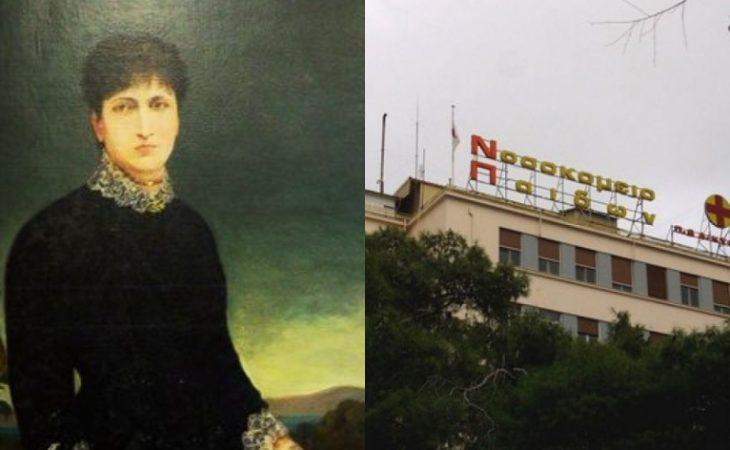 Αγλαΐα Κυριακού: Η Ελληνομήτωρ που διέθεσε όλη της την περιουσία για τα ελληνόπουλα