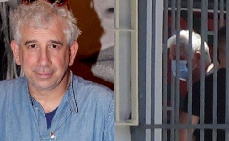 Πέτρος Φιλιππίδης: Το χυδαίο SMS που του στοίχισε την αποφυλάκιση