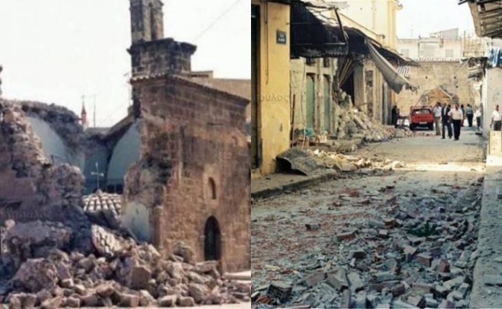 Καλαμάτα: Ο σεισμός των 6,2 Ρίχτερ που ισοπέδωσε την μεσσηνιακή πρωτεύουσα