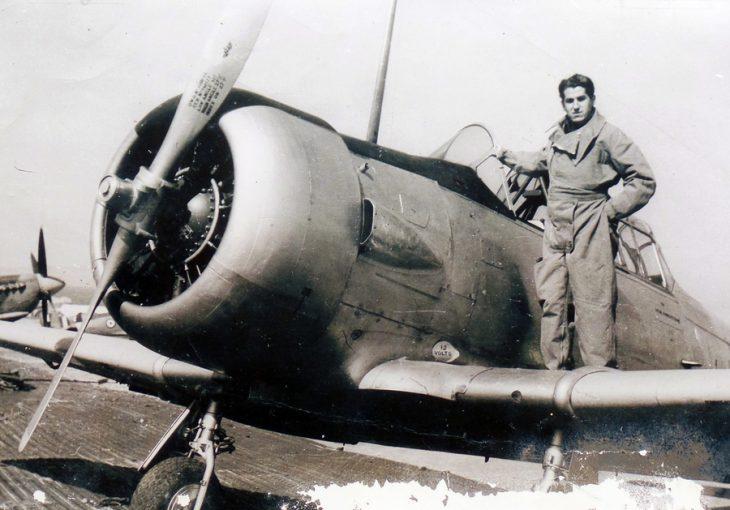 Κώστας Χατζηλάκος: Ο 99χρονος θρύλος της ελληνικής πολεμικής αεροπορίας
