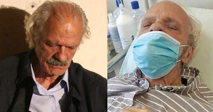 «Είναι κατάκοιτος, ζει σε προκάτ με 600 ευρώ και υποσιτίζεται»: Κραυγή αγωνίας για τον Σπύρο Φωκά