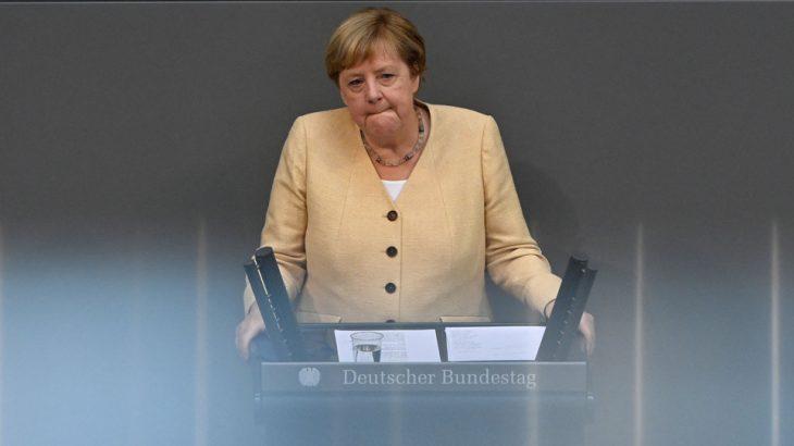 Άνγκελα Μέρκελ τέλος: Αποχαιρέτησε την καγκελαρία