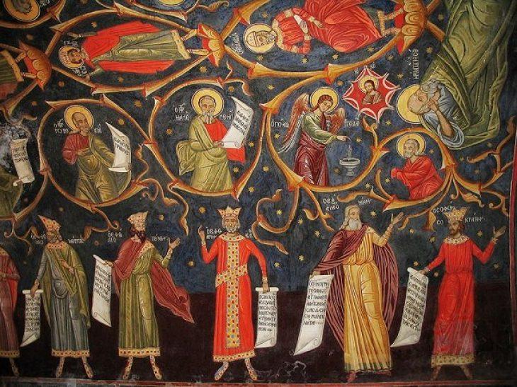 Οι 144.000 πιστοί του Απόστολου Ιωάννη και η επίσκεψη του Γέροντα Παΐσιου στη Ναζαρέτ