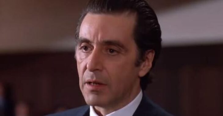 Al Pacino: «Τον Μικη Θεοδωρακη θα τον θυμόμαστε για πάντα»