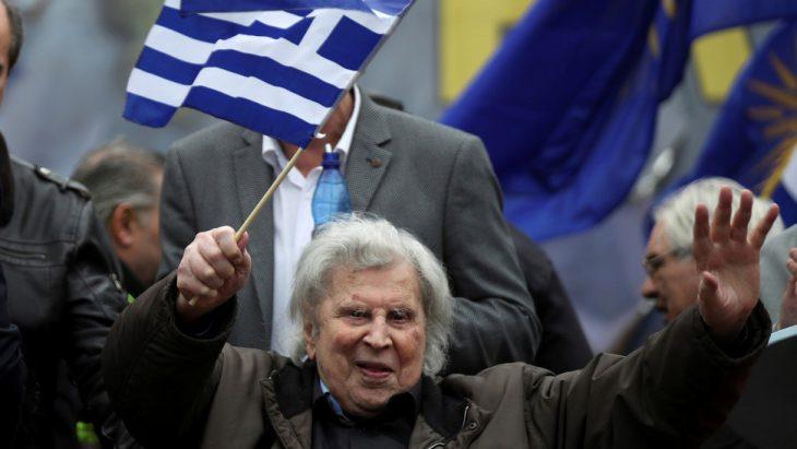 Έφυγε από τη ζωή ο Μίκης Θεοδωράκης