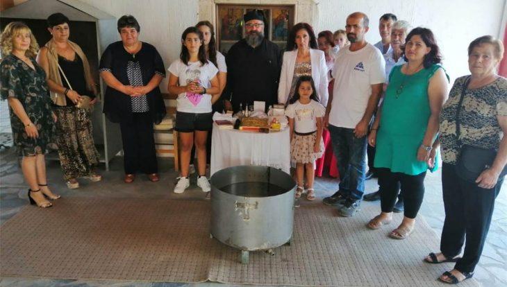 Κρήτη: 7μελής οικογένεια Αλβανών βαπτίστηκαν Χριστιανοί