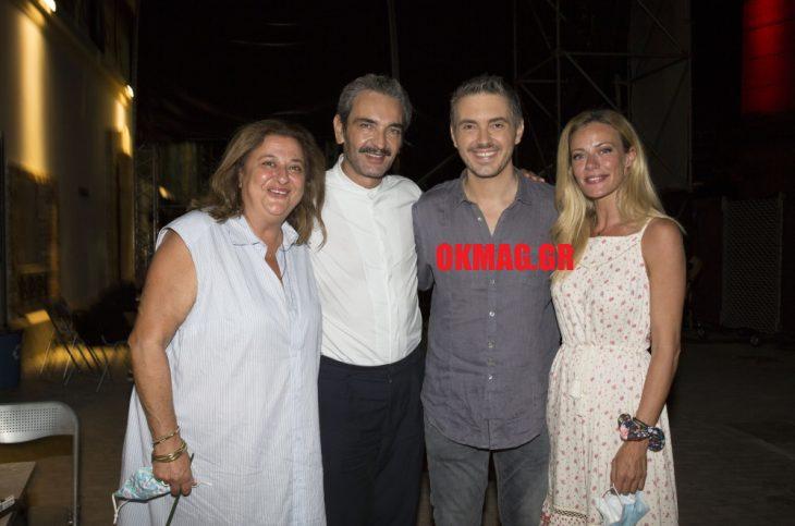 Μακρυπούλια - Χατζηγιάννης: Ξανά μαζί ένα  μήνα μετά το χωρισμό