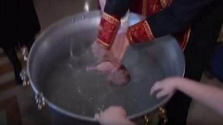 Μωρό δύο μηνών «έσβησε» μετά βάπτισή του: Βρήκαν 110 ml νερού στα πνευμόνια του