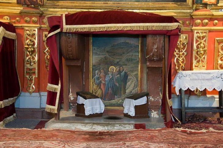 H Παναγιά τρεις ημέρες πριν την Κοίμησή Της, πήρε το μήνυμα από τον Αρχάγγελο Γαβριήλ
