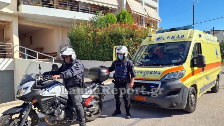 Συγκλονίζει Έλληνας αστυνομικός: Πήδηξε από διπλανό μπαλκόνι για να απεγκλωβίσει ηλικιωμένο