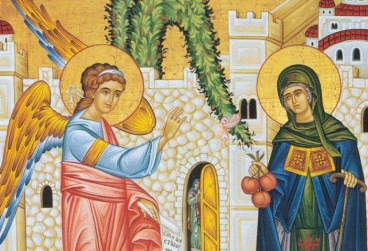 «Μη φοβηθείς, είμαι η Ρηνούλα. Αύριο θα έρθω να σε βοηθήσω»: Το θαύμα και η εμφάνιση της Αγίας Ειρήνης