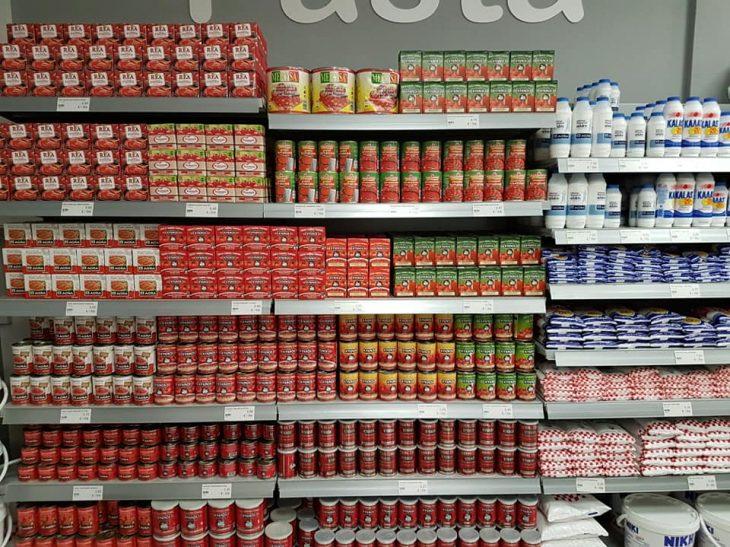 Έλληνας ομογενής άνοιξε σούπερ μάρκετ στη Φρανκφούρτη: Διαθέτει πάνω από 1.800 ελληνικά προϊόντα