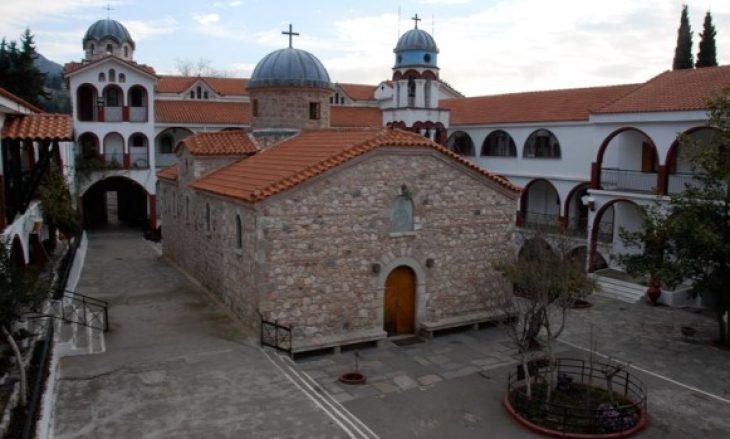 Θαυμαστό περιστατικό: Πρόσωπο με πρόσωπο με έναν Άγιο στην Ιερά Μονή Οσίου Δαυΐδ του Θαυματουργού