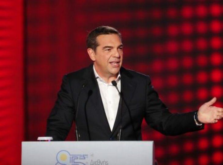«Στόχος μας το 42% στις επόμενες εκλογές» – Oι δηλώσεις του Αλέξη Τσίπρα